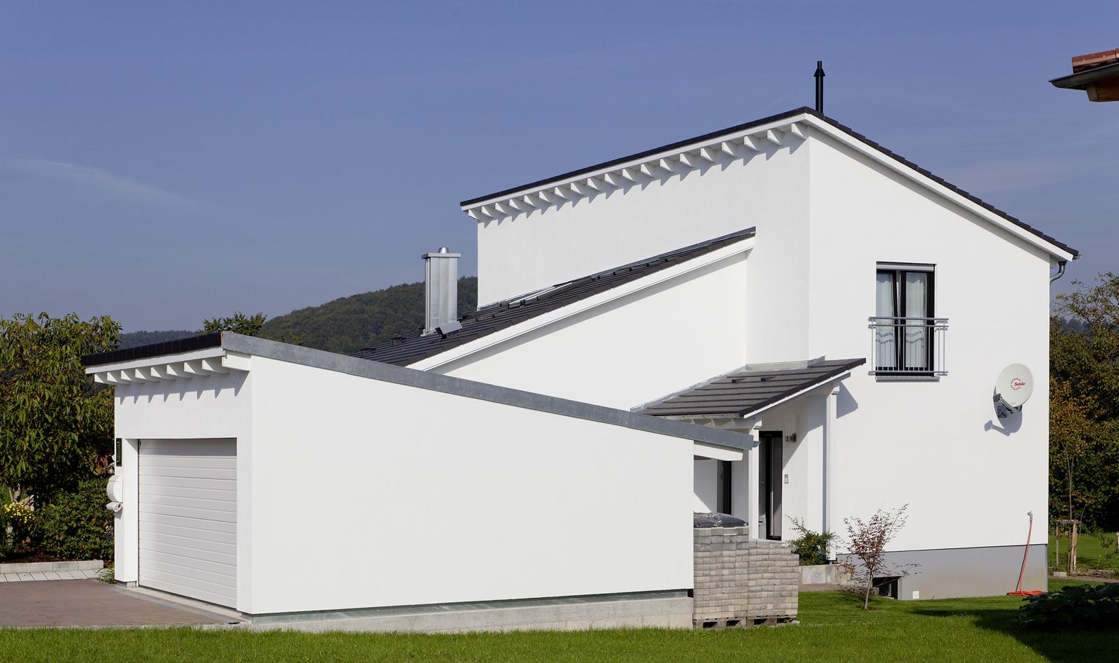 Fabulous Mein WOLF-Haus | Pultdachhäuser PU33